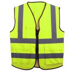 Multifunctional Reflective Safety Vest